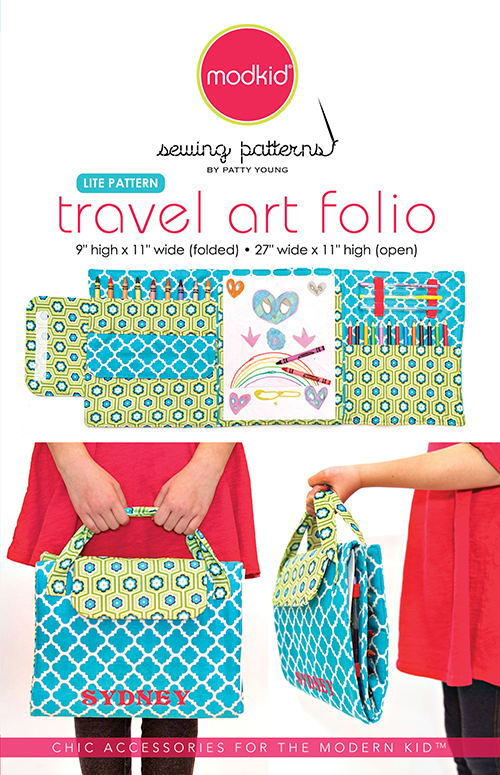 Travel Art Folio